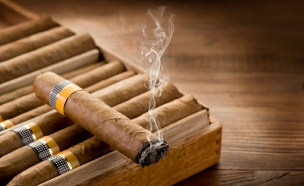 סיגרים (צילום: חדשות 2)
