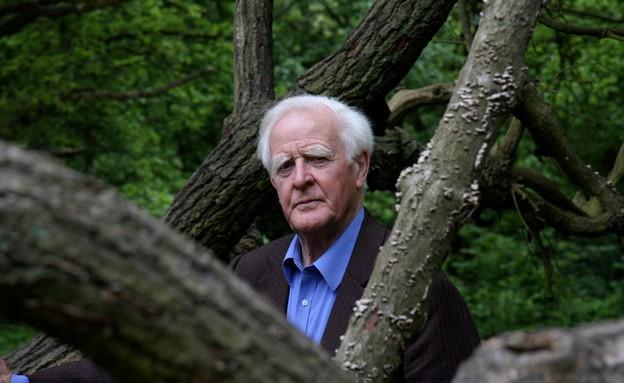 ג'ון לה קארה (צילום: Stephen Cornwell for White Hare 2010,  יחסי ציבור )
