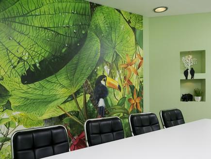 משרדים05, אופי שונה לכל חלל