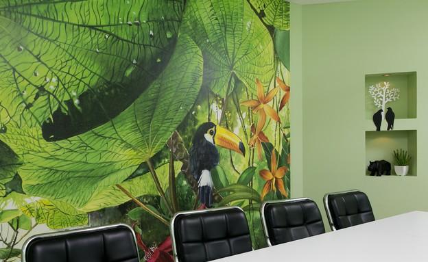 משרדים05, אופי שונה לכל חלל (צילום: שירן כרמל)