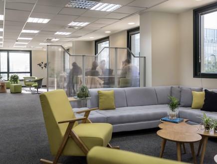 משרדים07, העובדים עיצבו בעצמם את המשרד