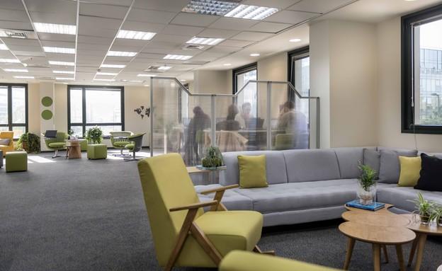 משרדים07, העובדים עיצבו בעצמם את המשרד (צילום: גלעד רדט)