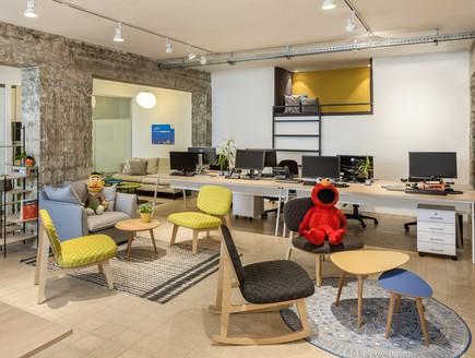 משרדים08, להמשיך את הקו העיצובי של המשרד הקיים