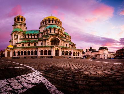 קתדרלת אלכסנדר נבסקי סופיה