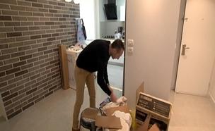 ממשכנים את הבית - בשביל הילד (צילום: חדשות 2)