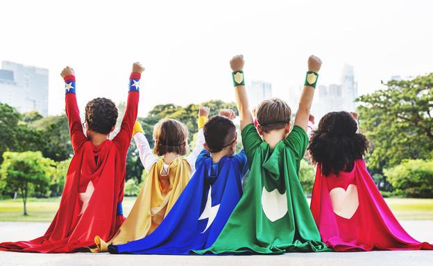 ילדים (צילום: Shutterstock)