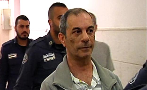 אילן שמואל בבית המשפט, ארכיון (צילום: חדשות 2)
