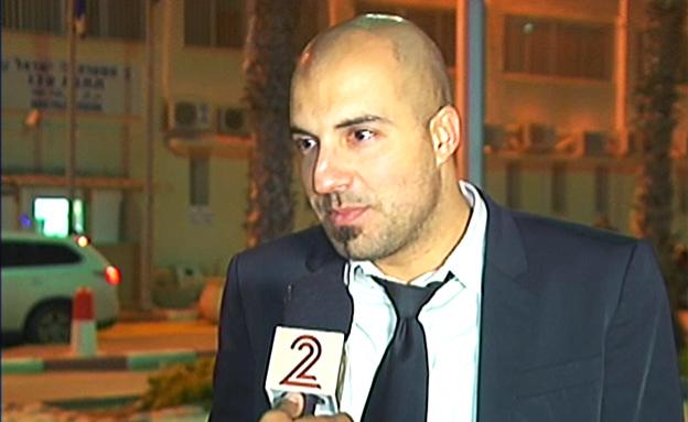 """עו""""ד ראאפת אסדי (צילום: חדשות 2)"""