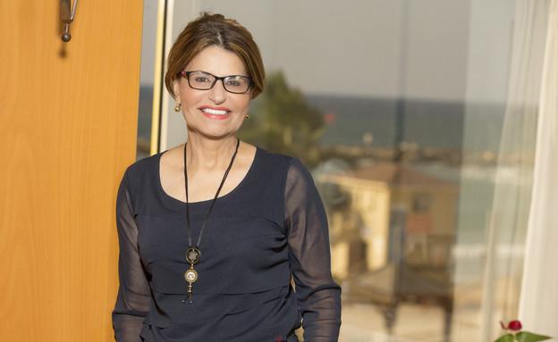 דליה איציק (צילום: רמי זרנגר, באדיבות מגזין נשים)