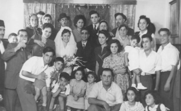 משפחת בנאי (צילום: משפחת בנאי,  יחסי ציבור )