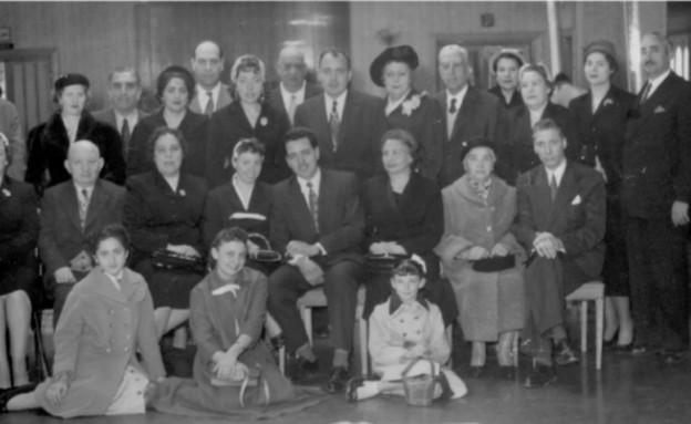 משפחת סחרוף (צילום: משפחת סחרוף,  יחסי ציבור )
