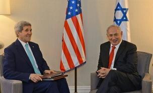 """""""הגנתי על ישראל"""", קרי (צילום: לע""""מ)"""
