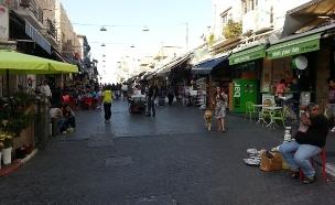 שוק מחנה יהודה בירושלים (ארכיון) (צילום: יוסי זילברמן, חדשות 2)