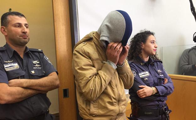 """החשוד ברצח תהילה נגר ז""""ל (צילום: חדשות 2)"""