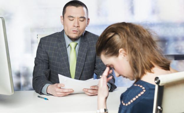 ראיון עבודה גרוע (אילוסטרציה: Shutterstock)
