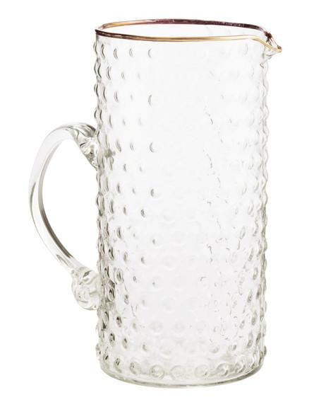 פינת אוכל 01, קנקן זכוכית (צילום: hm.com)