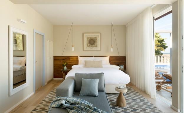 מלון ניאה (צילום: גדעון לוין)