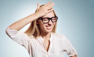 אישה בהפרעת קשב (צילום: Shutterstock)