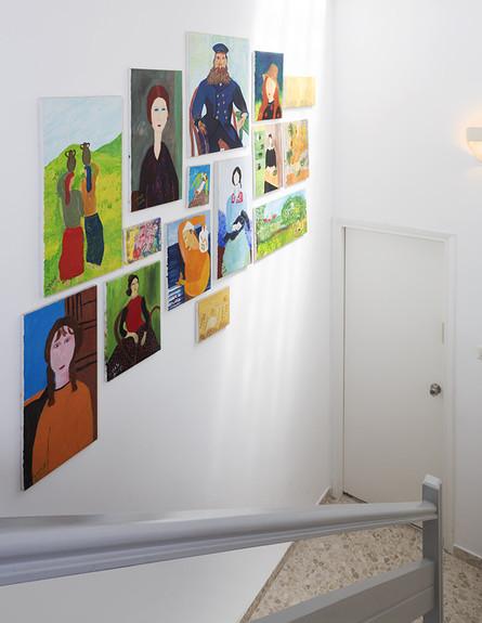 שירלי נחמנה, ג, תמונות מדרגות (10) (צילום: שי אפשטיין)