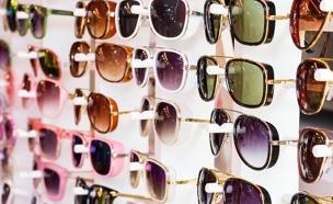 משקפי שמש (צילום: חדשות 2)