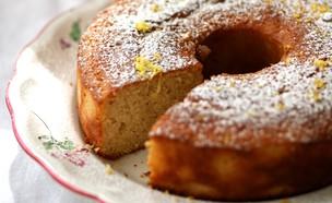 עוגת ארל גריי לימונית  (צילום: קרן אגם, אוכל טוב)
