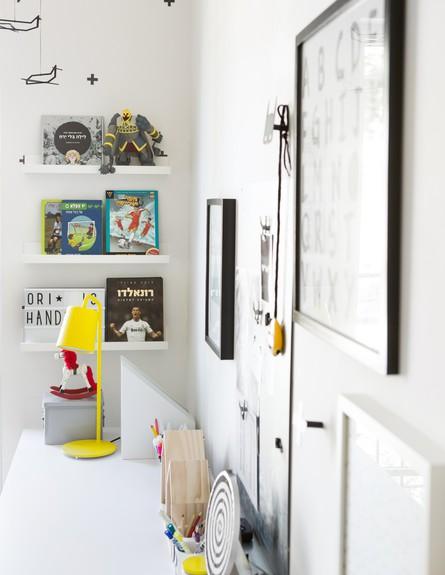 חדרי ילדים, איריס ברקוביץ (צילום: אנטולי קרינצקי)