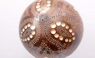 נימפה מנורת עץ (צילום:  Nymphs Lamp)