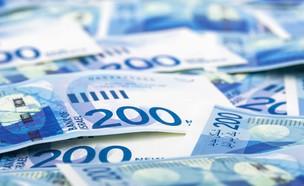 שטרות של 200 (צילום: Shutterstock)