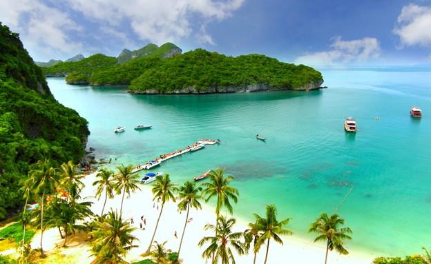 קוסמוי, תאילנד (צילום: toiletroom, Shutterstock)