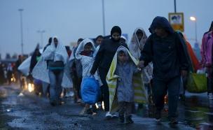 """""""מזיקים לאינטרסים"""", פליטים סורים (צילום: רויטרס)"""