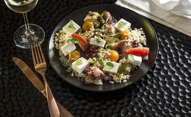 אברטו מסעדת שף גדרה מלון בוטיק (צילום: אפיק גבאי,  יחסי ציבור )