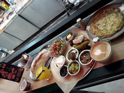 ארוחת בוקר, לה פדלה, ירושלים