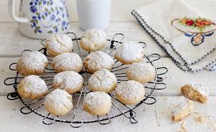 עוגיות חמאה קלאסיות (צילום: נטלי לוין, אוכל טוב)