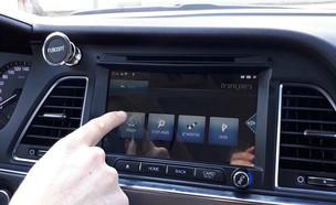 המערכת של Inpris לשליטה עיוורת על הרכב (צילום: יאיר מור, NEXTER)