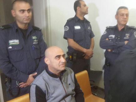 סלמאן עמאר בבית המשפט