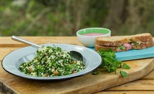 טאבולה כרובית (צילום: שני בריל, אוכל טוב)