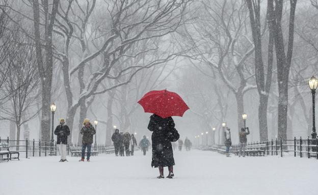ניו יורק, ארכיון (צילום: רויטרס)