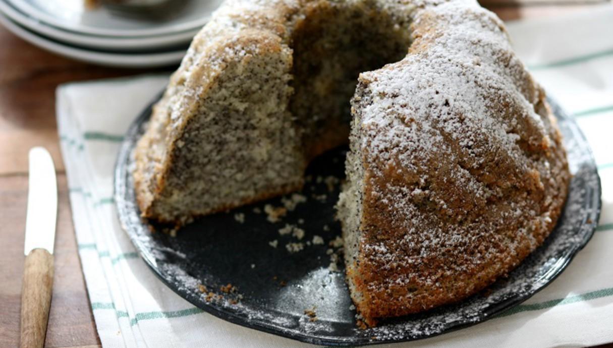 עוגת פרג לימון (צילום: קרן אגם, אוכל טוב)