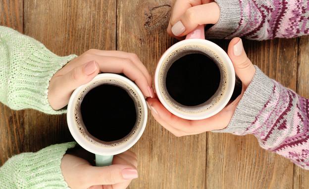 קפה (צילום: Shutterstock)