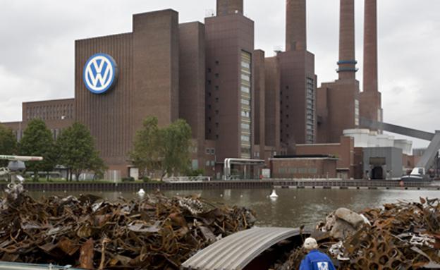 מפעלי פולקסווגן (צילום: רויטרס)