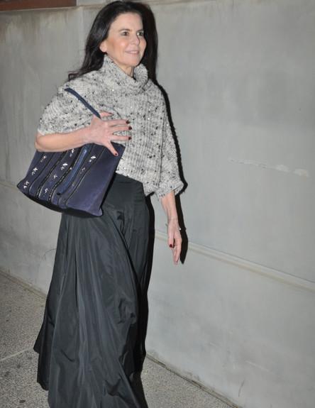 אסתי גינזבורג, עדי קייזמן (צילום: צ'ינו פפראצי)