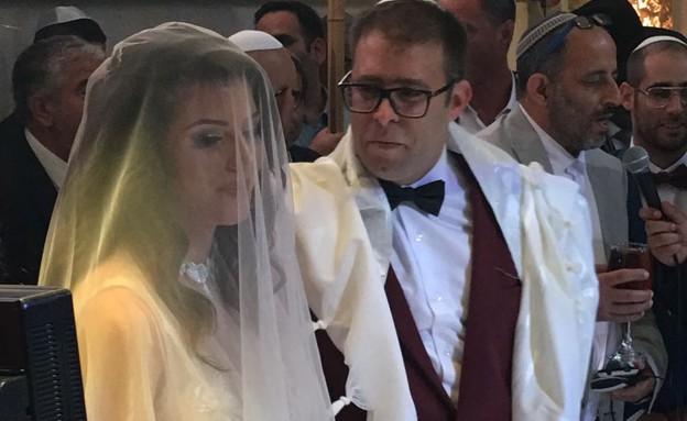 אורן חזן מתחתן (צילום: צילום פרטי)