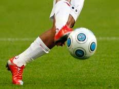 כדורגלן (צילום: חדשות 2)