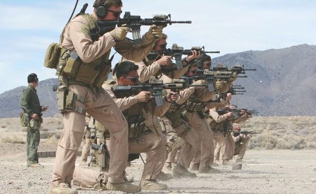 מרינס אילוסטרציה (צילום: צבא ארצות הברית)