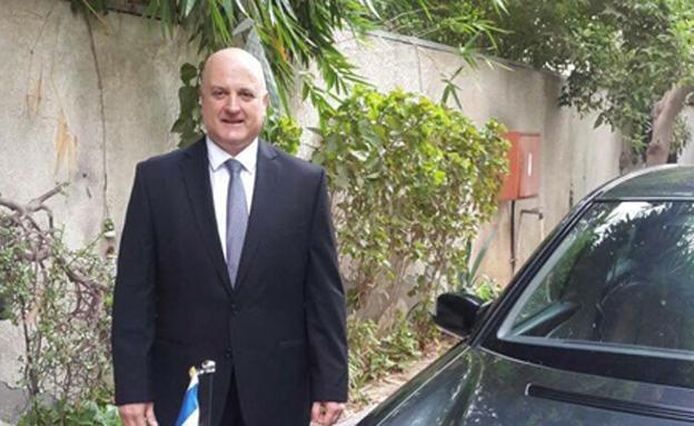 שגריר ישראל במצרים (צילום: פייסבוק שגרירות ישראל במצרים)