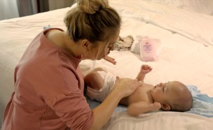 עיסוי תינוקות (צילום: אור גץ)