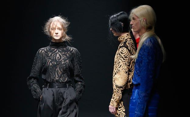 בגדים יעוצבו לפי המאפיינים האישיים (צילום: רויטרס)