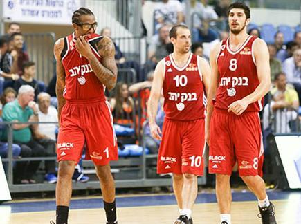 צניחה חופשית לירושלים (מנהלת הליגה) (צילום: ספורט 5)