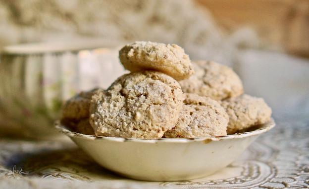 עוגיות שקדים (צילום: מירב גביש, גבישס, בלוג אוכל)