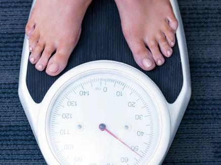 שמירת משקל, אילוסטרציה (צילום: חדשות 2)